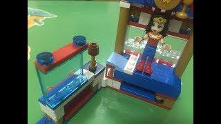 ĐỒ CHƠI THÔNG MINH, xếp lego con gái, XẾP LEGO GIRL