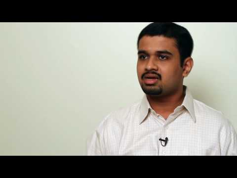 Amit from India explains his journey to study in the U.S.