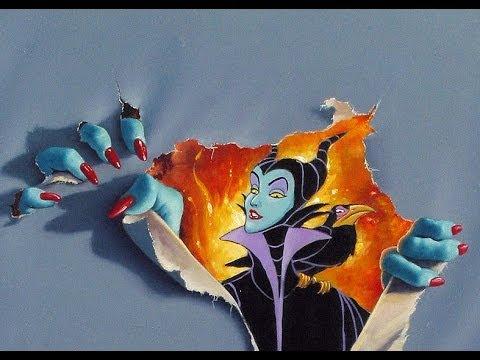 Disney Paintings Ideas