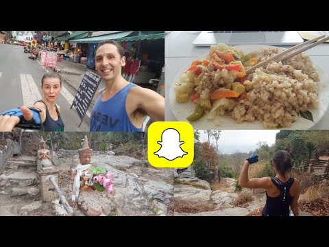 Snapchat Story Vlog | Jungles of South East Asia