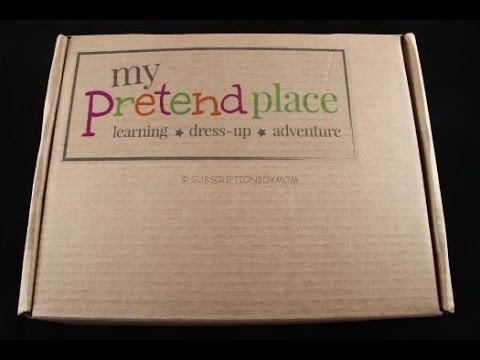 April 2015 My Pretend Place DIY Projects Review + Unboxing + Coupon @Mypretendplace