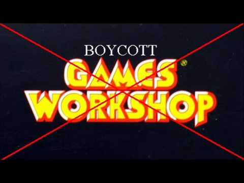 Image result for boycott gamesworkshop