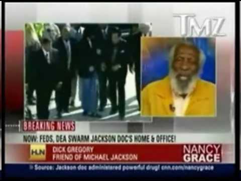 Nancy Grace Interviews Dick Gregory - 2009 (http://www.radioandtvbiz.com)