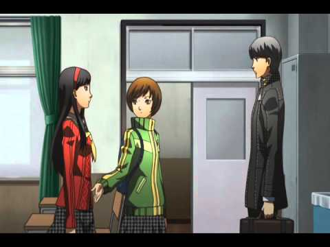 Persona 4 Animation - Trial of the Dragon [Official Dub]