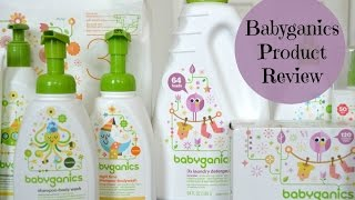 (48) Baby Product Review: Babyganics