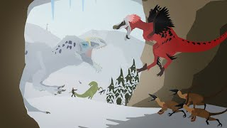 UEF - Wind, Ice and Gold | Pivot Animation Film