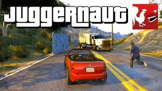 Things to do in GTA V  Juggernaut