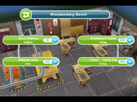 sims freeplay how to make a second floor