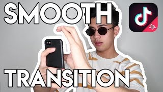 TIKTOK SMOOTH TRANSITION TUTORIAL | Duke De Castro