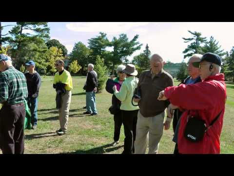 Sept 17 2011 OARC QRP Contest at Britannia Park in Ottawa, CANADA.mp4