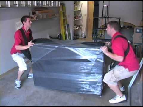 How our Movers Protect your Furniture-Charlotte Moving Simplified.mov