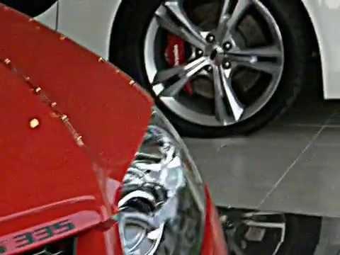 falcon GT BOSS 335 MIAMI