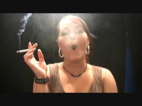 smoking girls fetish smoke