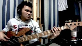 The Gap Band - Outstanding [Bass Cover]