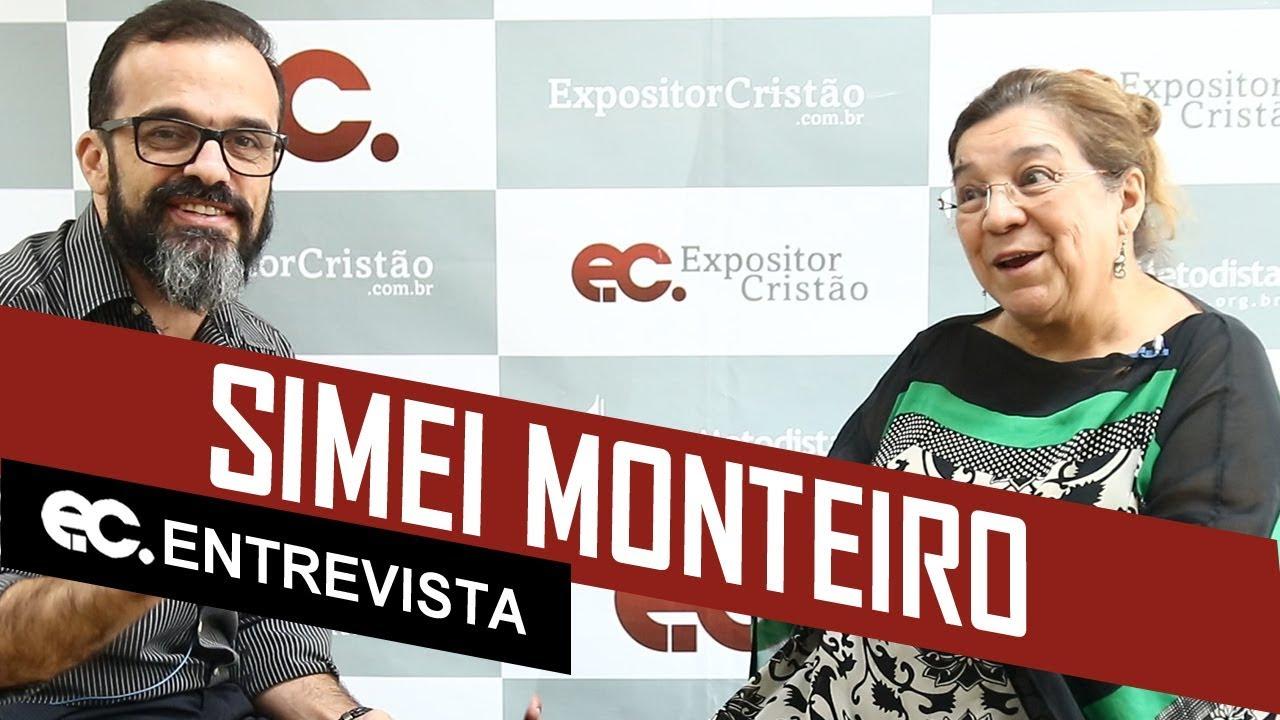 Missionária Simei Monteiro é homenageada em São Paulo