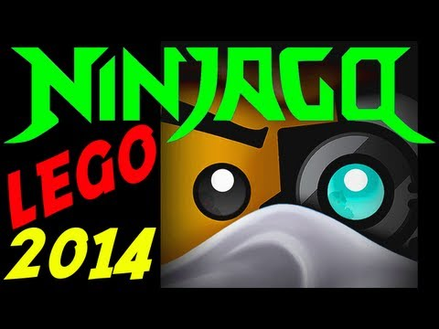 LEGO Ninjago 2014 Set List Revealed