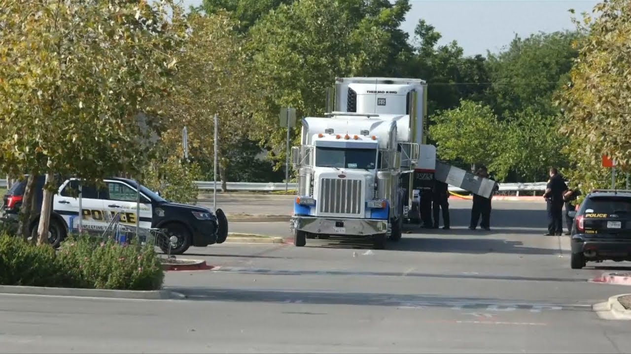 Nine found dead inside truck