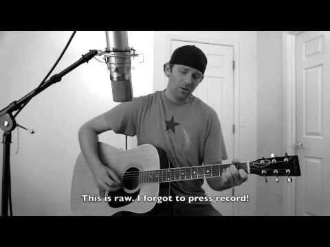 Bryan Adams - Heaven (Acoustic) Cover by Derek Cate