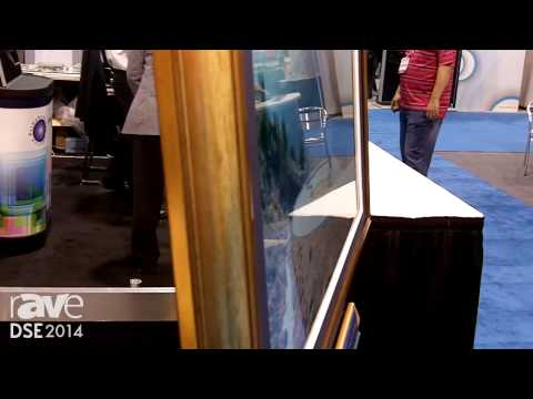 DSE 2014: i-Frame Shows Digital Photo Frame