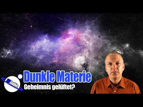 Dunkle Materie: Geheimnis gelüftet? - Negative Gravitation