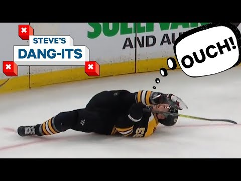 NHL Worst Plays of The Week: How's That Not A Trip On Bozak?! | Steve's Dang Its