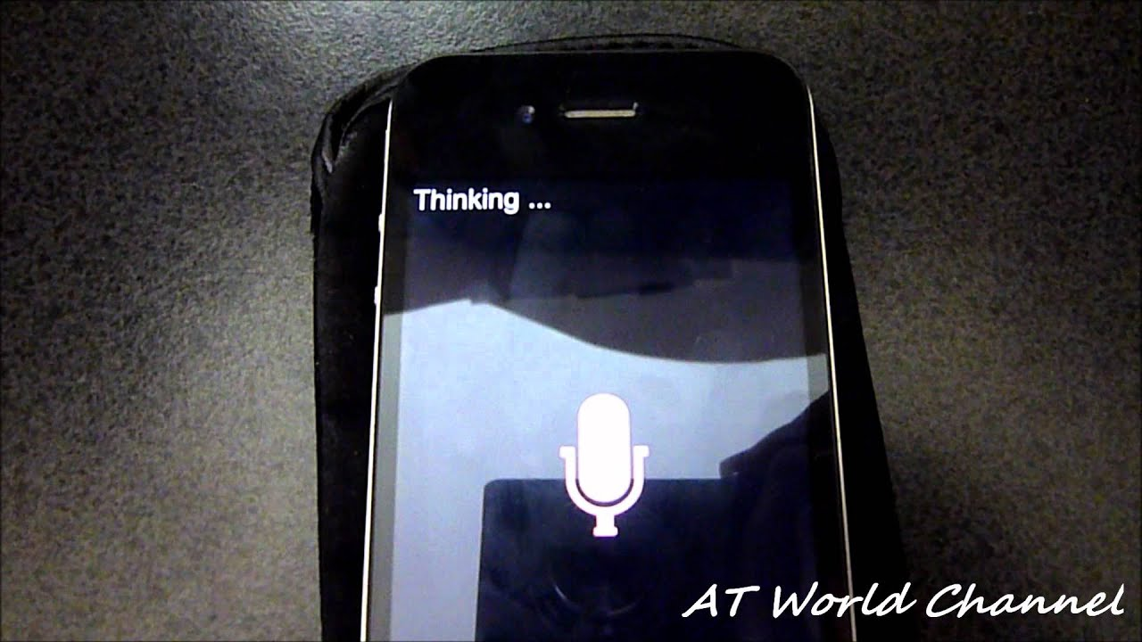 how to get siri on iphone 3gs