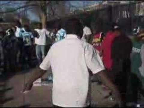Murder epidemic in Philadelphia - 2007