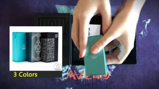 USV-L 75W BOX MOD Unbox Video