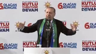 Cumhurbaşkanı Erdoğan: Bazı Hataları Aptallar Değil Alçaklar Yapar