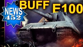 Buff dla E100 i inne - NEWS - World of Tanks