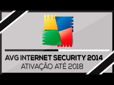 Como Baixar ,Instalar e Ativar o AVG Internet Security 2014 - Licença até 2018