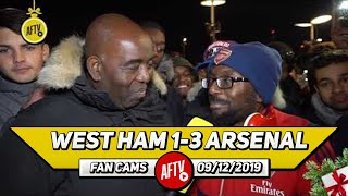 West Ham 1-3 Arsenal | Martinelli Was Brilliant! (Ty)