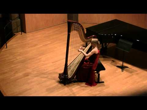 maqamat By Ami Maayani - Aiste Baliunyte, Harp video