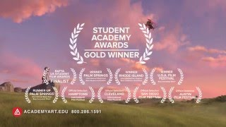 Art Student Wins Academy Award for Animation Short