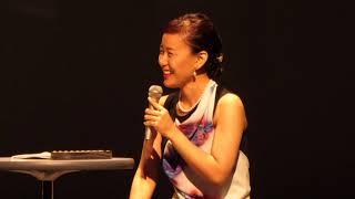 WORLD UCHINANCHU DAY TALK EVENT Program1 Keynote speech KAKAZU MARIKO