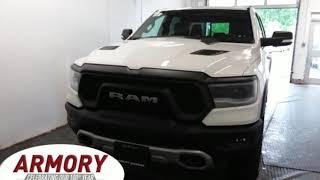 New 2019 Ram 1500 Albany NY Roessleville, NY #KN799688