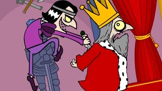 KILLING THE KING! | Murder (Flash Game)