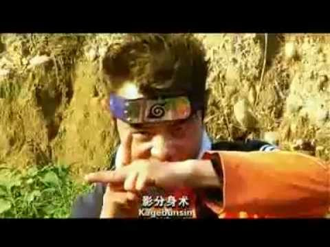 Naruto Vs Sasuke: Real Fight video