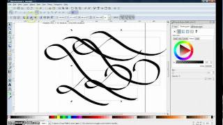 Inkscape Flourishes