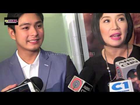 MyCHOS presents Kris Aquino and Coco Martin