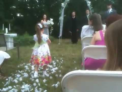 0 BACKYARD WEDDING CEREMONY ATLANTA BUDGET INEXPENSIVE GORGEOUS FUN!!! www.wedgeorgia.com