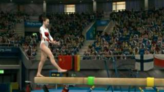 Beijing 2008 Game PC / Balance Beam