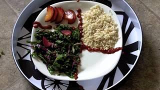 How to create a balanced meal