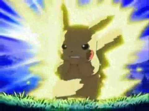 Pikachu vs Raichu - I Will Not Die (AMV)