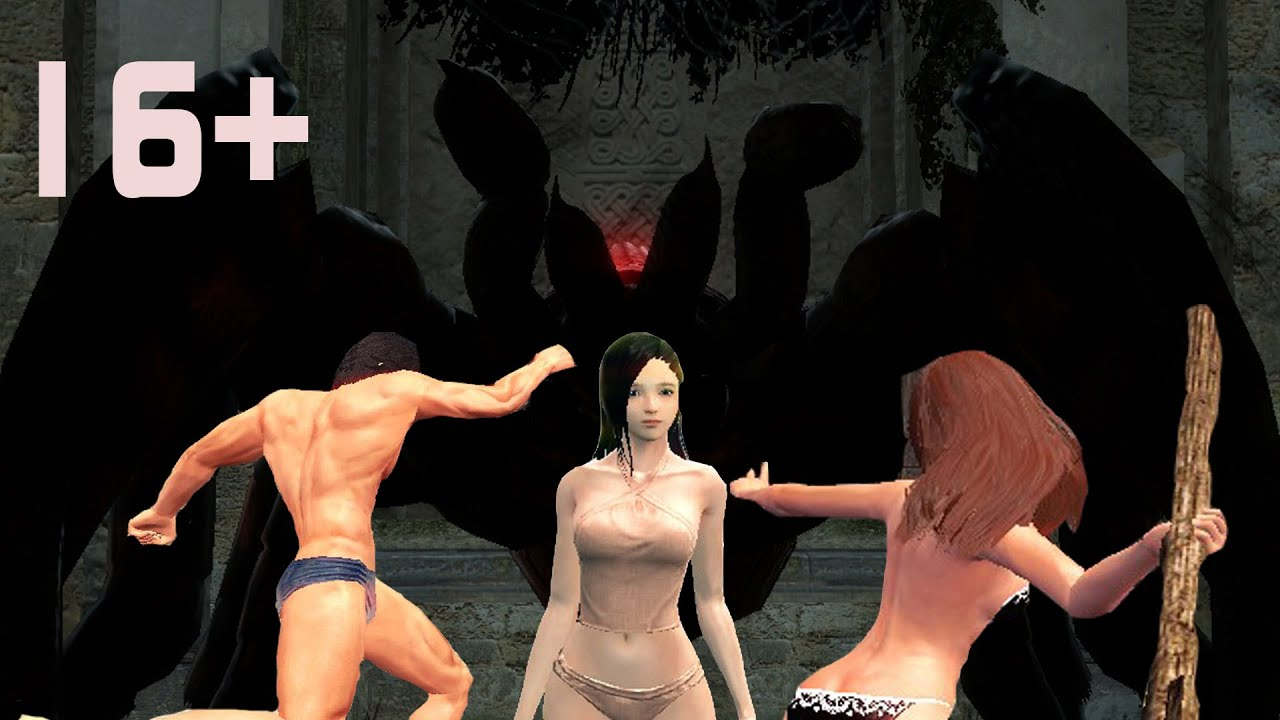 Naked in vindictus nackt picture