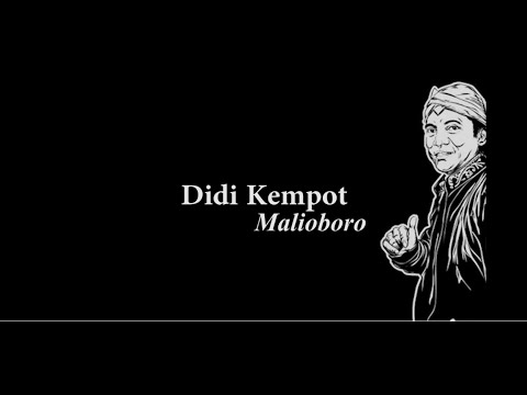 Didi Kempot Malioboro Lyric