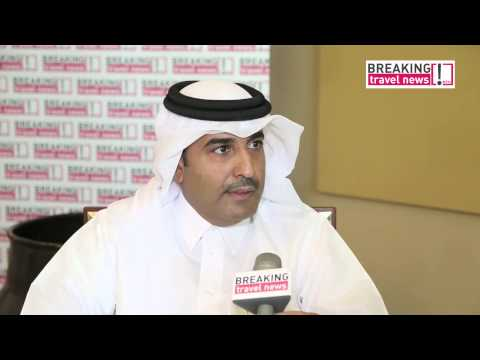 Issa Mohammed Al Mohannadi, Chairman, Qatar Tourism Authority