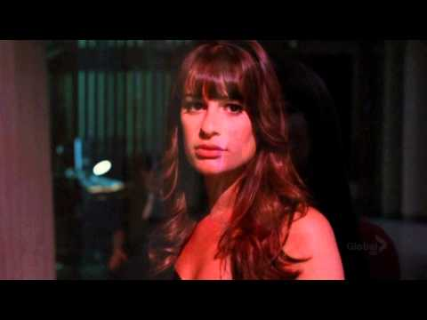Glee-Rachel, Finn and Jesse-It's All Coming Back to Me Now-sung by Glee's Lea Michele