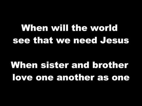 PETRA   WE NEED JESUS LYRICS