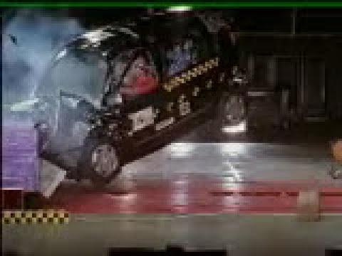 Crash Test Hyundai Atos